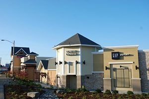 Lincoln City Outlet Mall